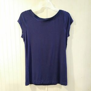 BCBGeration navy top